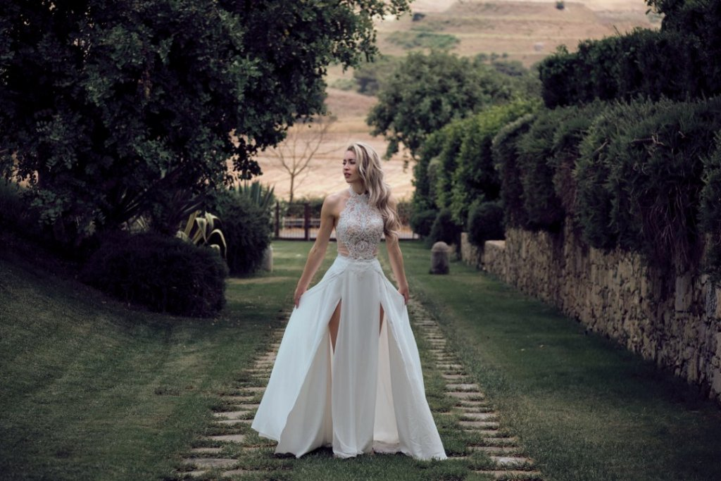 bride dress destination sicily