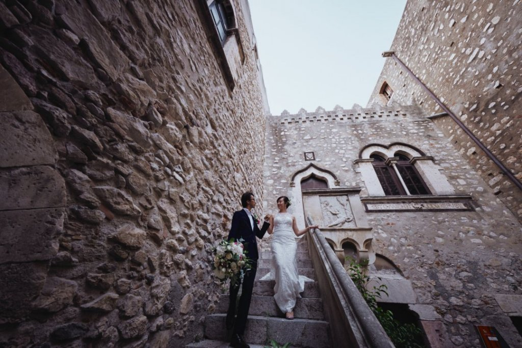 fairytale wedding taormina sicily italy destination photographer