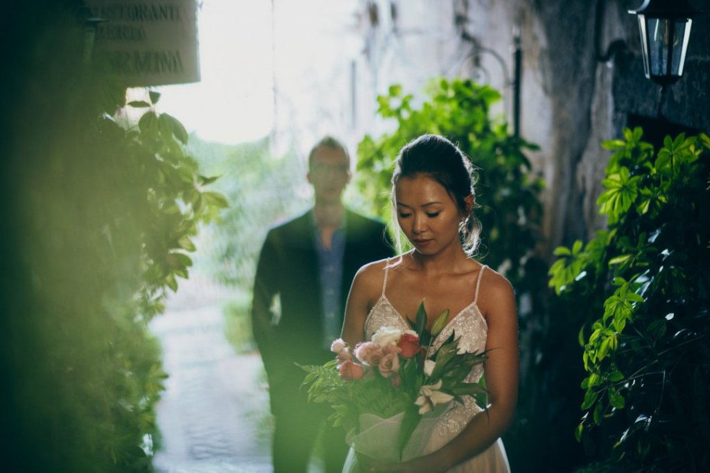 destination wedding sicily for amazing colors